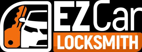 ez car locksmith logo